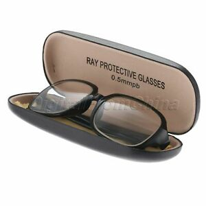 Medical Exposure Protection 0 5mmpb Lead Spectacles Gamma Rays X ray Glasses