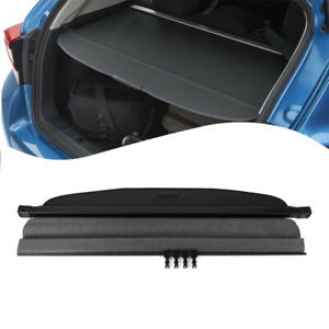 For Subaru Forester 2013 18 Retractable Rear Cargo Cover Shield Power Tailgate