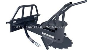 New Tree Saw Skid Steer Loader Attachment Bobcat Cat Kubota John Deere Case Gehl
