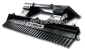 42 Eliminator Landscape Rake Attachment Bobcat 463 S70 Skid steer Scarifier
