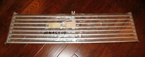 Nos Ferrari Mondial Engine Cover Grill 1980 To 1993 Oem 60536410
