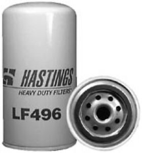 Hastings Lf496 Engine Oil Filter