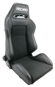 Recaro Speed Sr5 Sport Seat Artificial Leather dinamica Brand New 295 07 0899