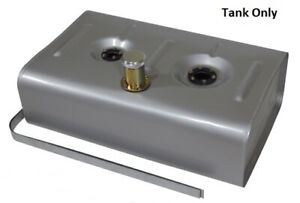 Universal Steel Fuel Or Gas Tank Only 16 Gallon For Fuel Injection