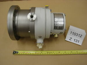 Pfeiffer Balzers Turbo Vacuum Pump Tpu170 Used Z131