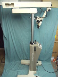 Storz Urban Us 1 Microscope Untested T13