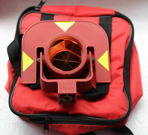 New Red Single Prism For Leica Total Stations Surveying Replace Leica Gpr111