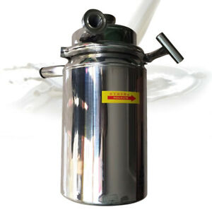 304 Stainless Steel Sanitary Pump Sanitary Beverage Milk Delivery Pump 3t h Usa