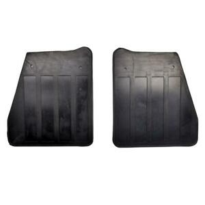 Rear Rubber Mud Flaps Splash Guard Liner Fit For Toyota Hilux Pickup Truck 1997