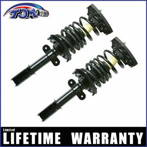 Rear Pair Complete Strut Assembly For 2000 2009 Chevrolet Impala