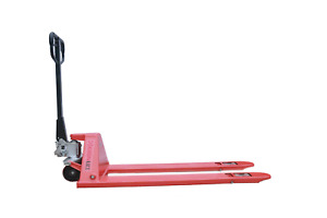 Low Profile Narrow Manual Pallet Jack 4400 Lbs Capacity 48 l X 21 w Fork