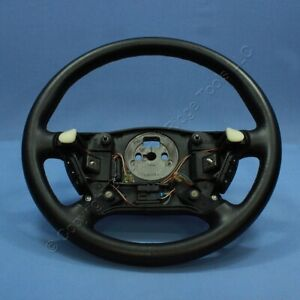 New Gm Oem Beige Leather Steering Wheel Assembly 90542490 97 01 Cadillac Catera