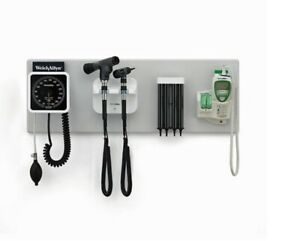Welch Allyn Green Series 777 Wall Diagnostic System