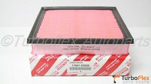 Toyota Camry 2018 2019 4cyl V6 Engine Air Filter Genuine Oem 17801 F0