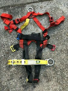Yates Lineman s Tree Climbing Safety Harness And Belt