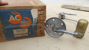 Nos 1955 1958 Chevy Truck Fuel Tank Sending Unit Original Gm Ac