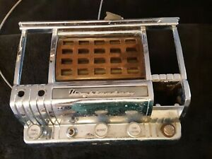 Vintage 1940 S 1948 Chrysler Highlander Dashboard Center Grill Assy 1149770