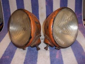 Chevrolet Truck tilt Ray Headlamps By Guide 1934 36