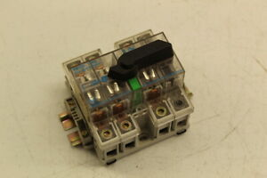 General Electroc D 061312 201 Disconnect Switch
