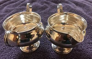 Fisher Sterling Weighted Cream And Sugar Set 703x