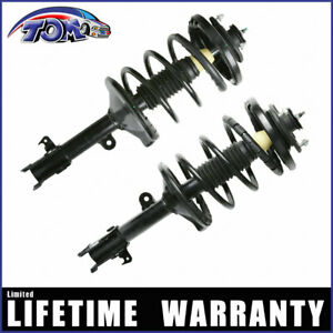 Front Pair Complete Shocks Struts For 99 2000 2001 2002 2003 2004 Honda Odyssey
