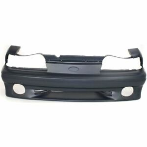 Front Primered Bumper Cover Fits Ford Mustang Gt Model F3pz8190a Fo1000164