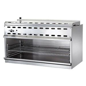 Cookline Ccm 36 36 Infra red Cheese Melter Salamander Gas Broiler