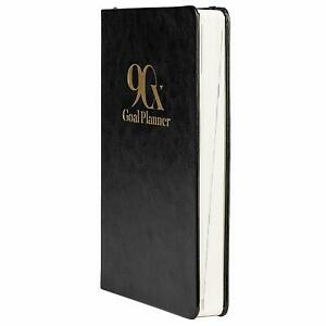 90 Day Goal Planner Classic Daily Weekly Monthly Productivity Organizer