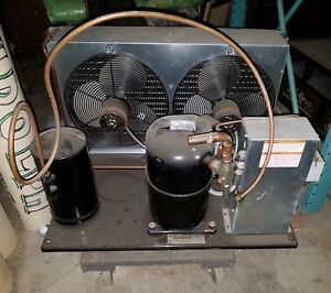 Copeland Fjal a225 Cfv 001 Condensing Unit Refrigeration Local Pick Up