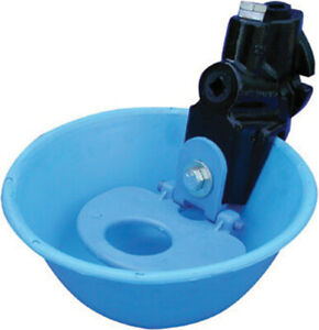 Smb Mfg nylon Nose Pan Water Bowl For Cattle Blue 14 Liters min