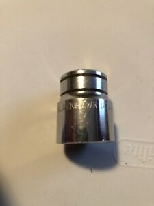 Blackhawk Tools 11 16 6 Point Shallow Socket 3 8 Dr 30622made In Usa Misc Tool