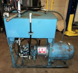Hydraulic Pump Unit Local Pickup Only