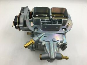 38dges Carb Carburetor Type For Weber 38x38 2 Barrel Fiat Renault Ford Vw 4cyl