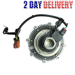 Engine Radiator Fan Clutch For Ford Expedition F 150 Lincoln Navigator Mark Lt