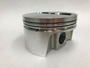 Mahle Motorsports Piston Kit Small Block Ford 302ci Flat Top 4 030 Sbf600030fpf