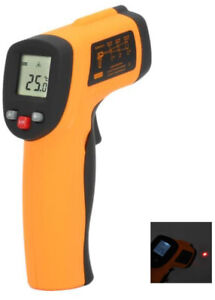 Benetech Gm300 50 380 1 2 Lcd Digital Infrared Thermometer W 9v Battery