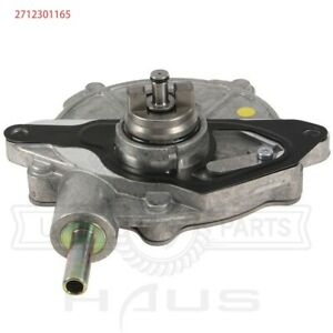 For Mercedes Benz C230 Kompressor 1 8l 2003 2005 Brake Vacuum Pump