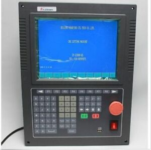 10 4 Lcd Cnc Cutting Controller System For Flame plasma With Wireless Remote T