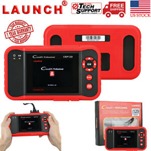 Launch Obd2 Code Reader Car Diagnostic Scanner Tool Abs Srs Engine At Epb Sas