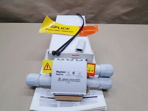 New Raychem Rayclic t Tee And End Seal Kit 014023 000
