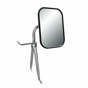 Car Side Mirror Universal Low Mount Truck And Van Rear Auto Mirror