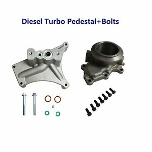 Turbo Pedestal Bolts Exhaust Housing Fit 99 5 03 Ford 7 3 Powerstroke Diesel