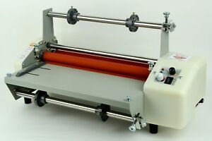 A3 Hot Cold Roll Laminator Office Paper Card Boards Hot Cold Laminating 110v