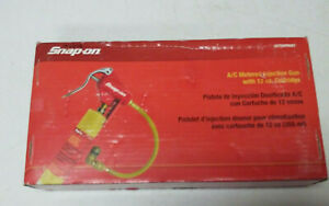 bb t 1375 Snap on Tools Actuvprokt A c Metered Injection Gun With 12 Oz Cart