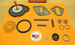 1940 To 1953 International Harvester Truck Fuel Pump Kit For Today s Fuels Ihc