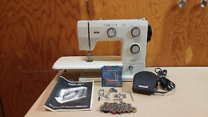 Alta 500 s Sewing Embroidery Machine Heavy Duty Leather Upholstery Serviced