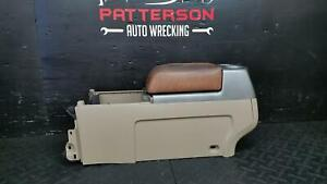 2008 Ford Pickup F150 King Ranch Center Floor Console Arm Rest