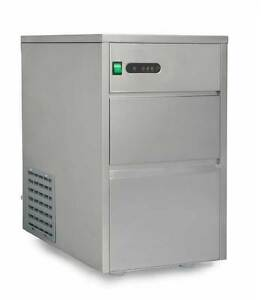 Sunpentown Spt 110 Lbs Automatic Stainless Steel Ice Maker Im 1108c