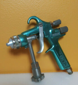 Binks Cub Sl 50 Psi Max Nozzle Hlvp Touch up Spray Paint Gun Tested