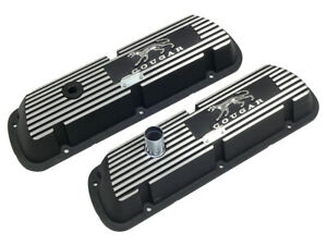 New 1967 70 Cougar Valve Covers 289 302 351w Xr7 Mercury Ford
